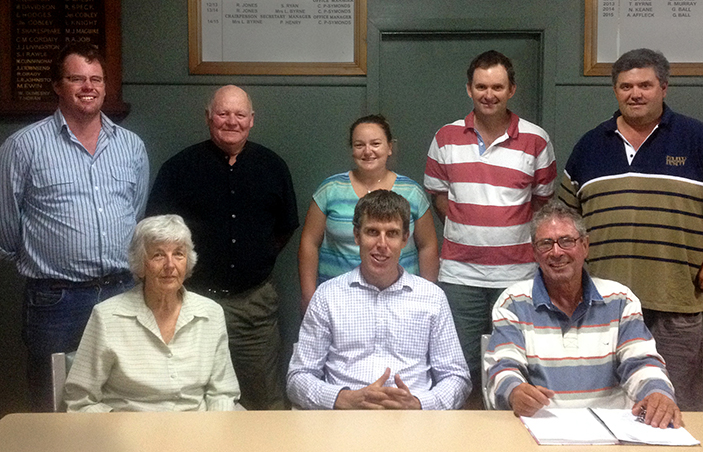 Parkes 2015 Show Committee
