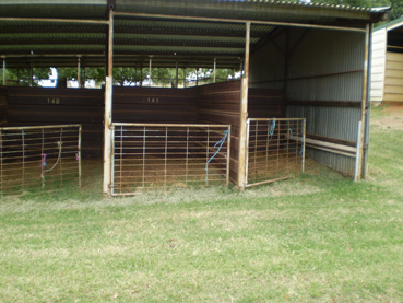 Stable Covered