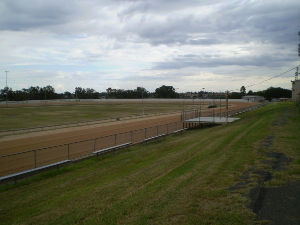 Trotting Track and Arena